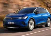 2021 Volkswagen ID.4 Reportedly Delayed In The United States