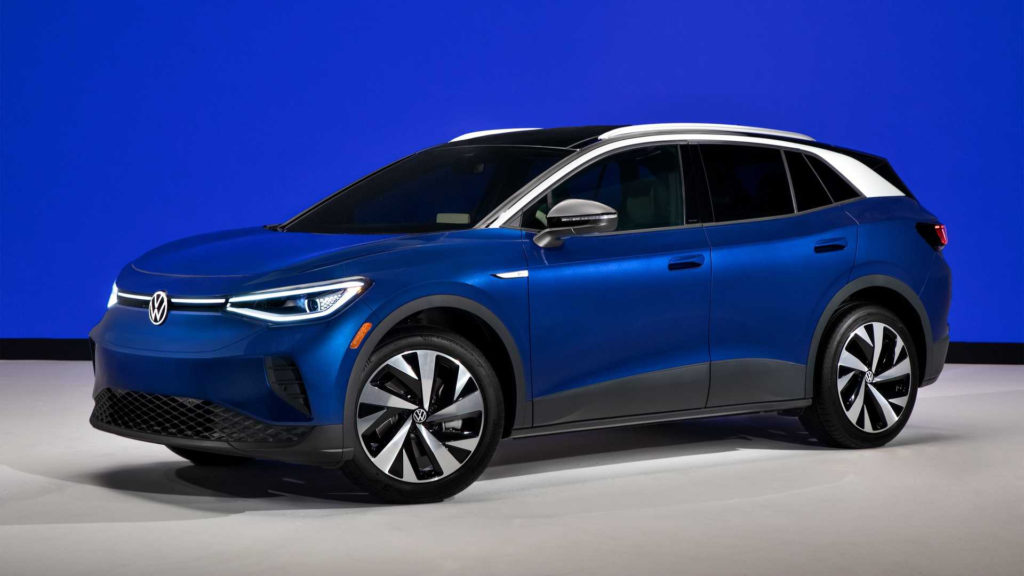 2021 VW ID.4 Gets An Attractive Lease Deal But There's A Catch