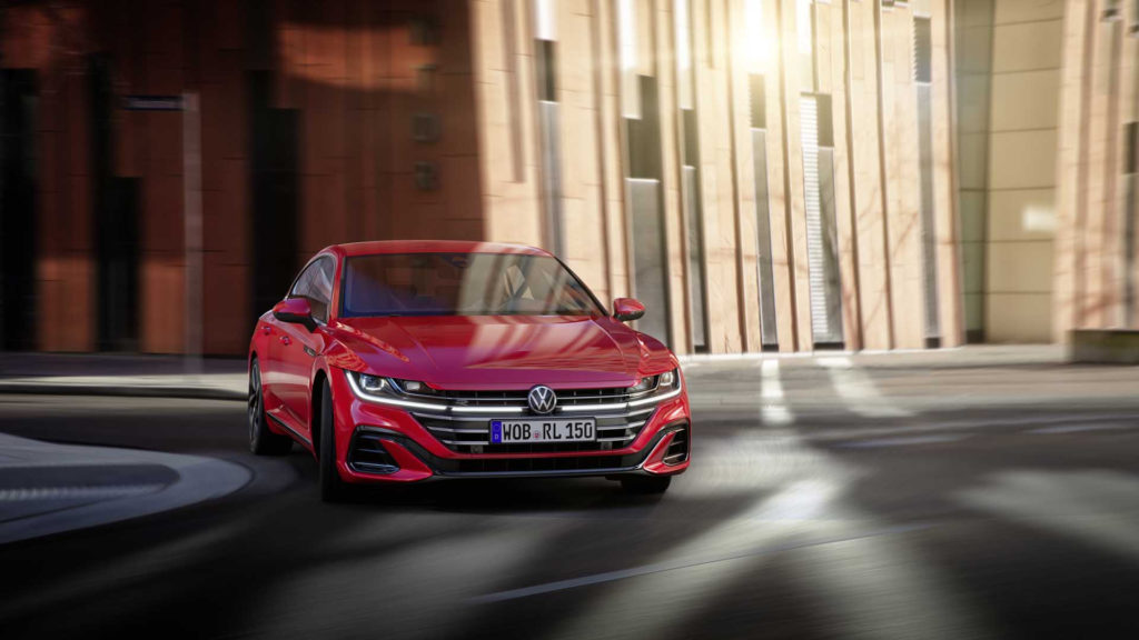Preview: 2021 Volkswagen Arteon arrives with new tech, new ...