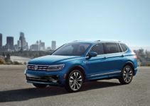 2021 Volkswagen Tiguan (VW) Review, Ratings, Specs, Prices ...
