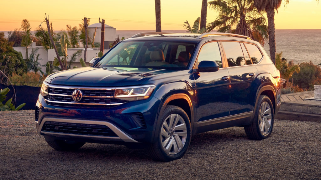 2021 Volkswagen Atlas First Look: Expanded AWD Availability ...