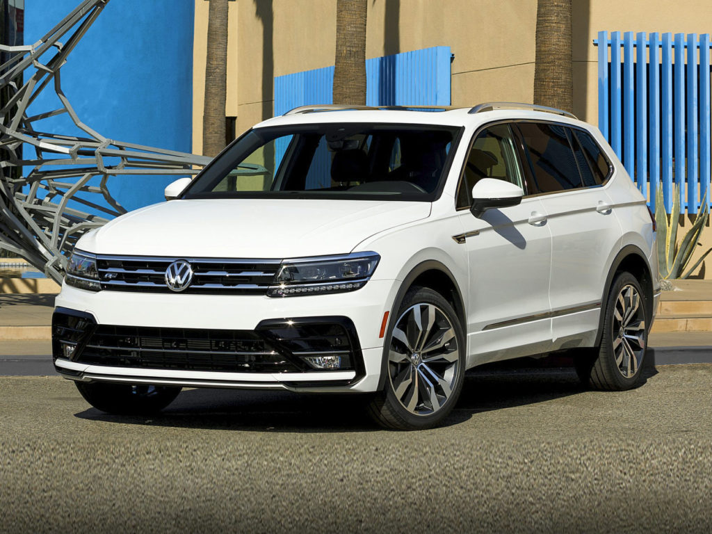 2021 Volkswagen Tiguan 2.0T SE R-Line Black 4dr All-wheel Drive 4MOTION  Pricing and Options