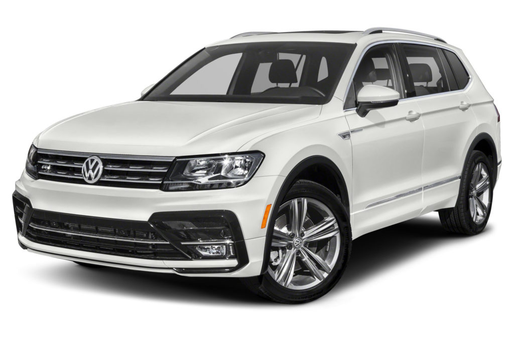 2020 Volkswagen Tiguan 2.0T SEL Premium R-Line 4dr All-wheel Drive 4MOTION  Specs and Prices