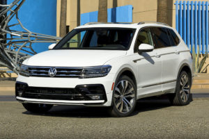 2021 Volkswagen Tiguan 2.0T SEL Premium R-Line 4dr All-wheel Drive 4MOTION  Pricing and Options