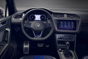 New VW Tiguan 2021 facelift - INTERIOR