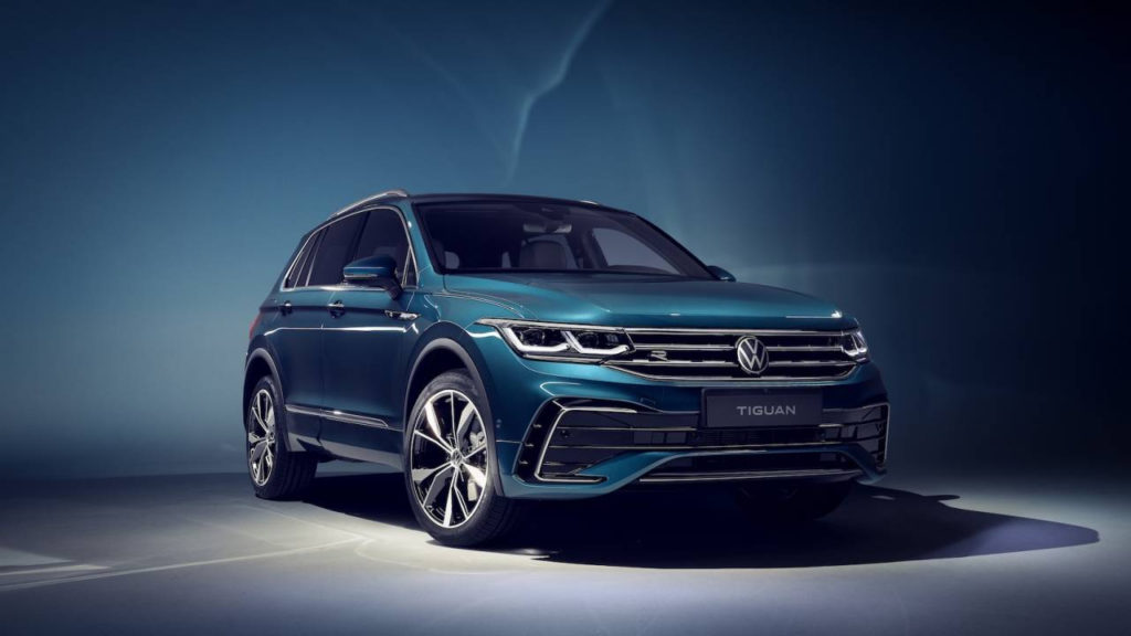 2021 Volkswagen Tiguan brushes up bestseller with new style ...