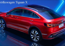 2021 VW Tiguan X Coupe Crossover - New Volkswagen Tiguan X // Interior  Exterior Review