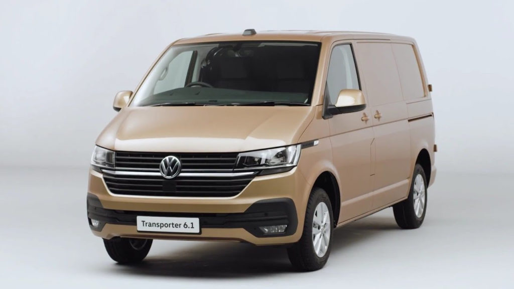 2021 VW Transporter 6.1 - Interior, Exterior overview