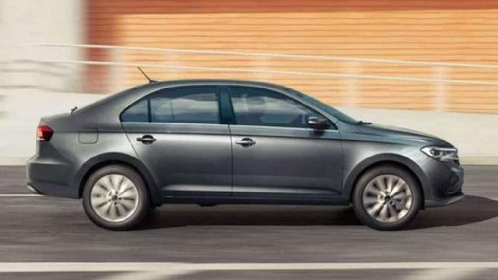 Is this the India-bound 2021 Volkswagen Vento? | NewsBytes