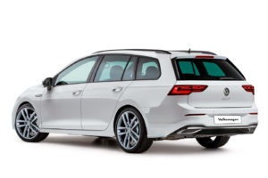 2021 Volkswagen Golf Variant / Sportwagen Rendered, Looks ...