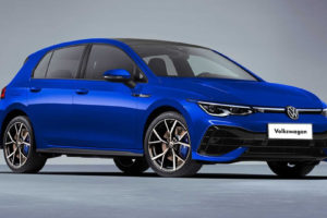 2021 VW Golf R Gets New Rendering To Ease The Wait Until Big ...