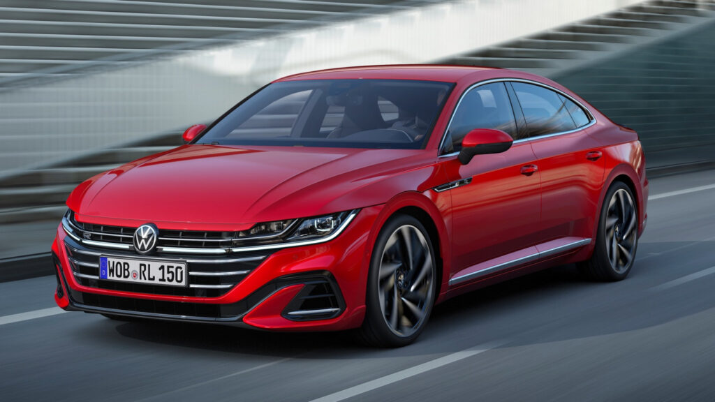 2021 Volkswagen Arteon First Review Kelley Blue Book