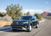 New 2021 Volkswagen Atlas Price Accessories Dimensions