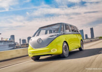 It s Official The VW Bus Is Back And It s Electric