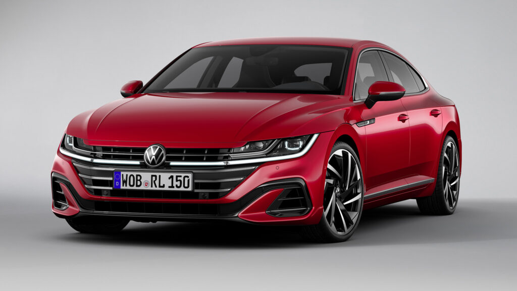 2021 Volkswagen Arteon First Look Yes VW Updated It