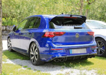 All New 2021 VW Golf R These Are The Most Revealing Spy