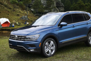 New 2021 Volkswagen Tiguan Manual Maintenance Schedule
