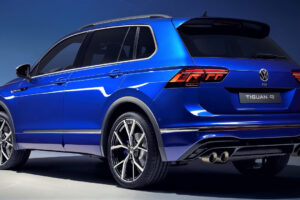 2021 Volkswagen Tiguan R Performance Compact SUV YouTube