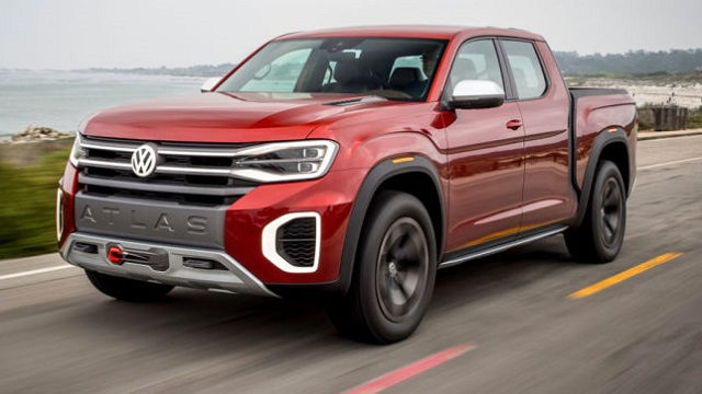 2021 VW Atlas Pickup Truck What To Expect 2020 2021