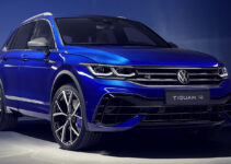 2021 VW Tiguan Facelift Debuts With New R Variant Pumping