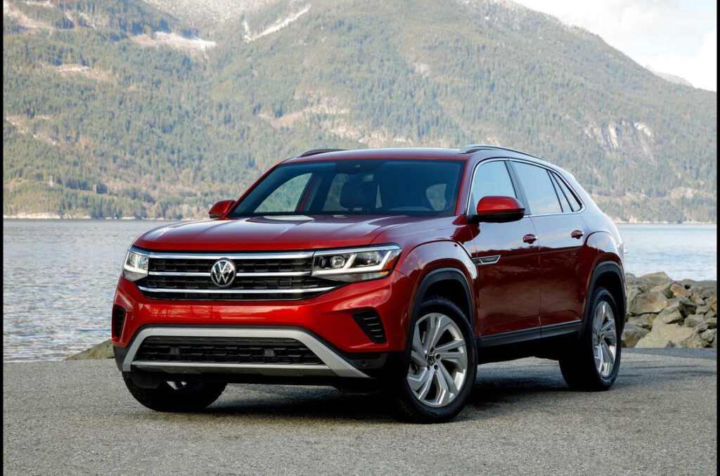 2022 Vw Atlas Hybrid Cross Sport Volkswagen Review For