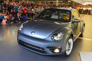 2022 Volkswagen Beetle Convertible Colors Configurations