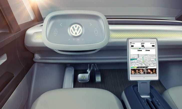 2022 Volkswagen Bus The New Generation ID Buzz Microbus
