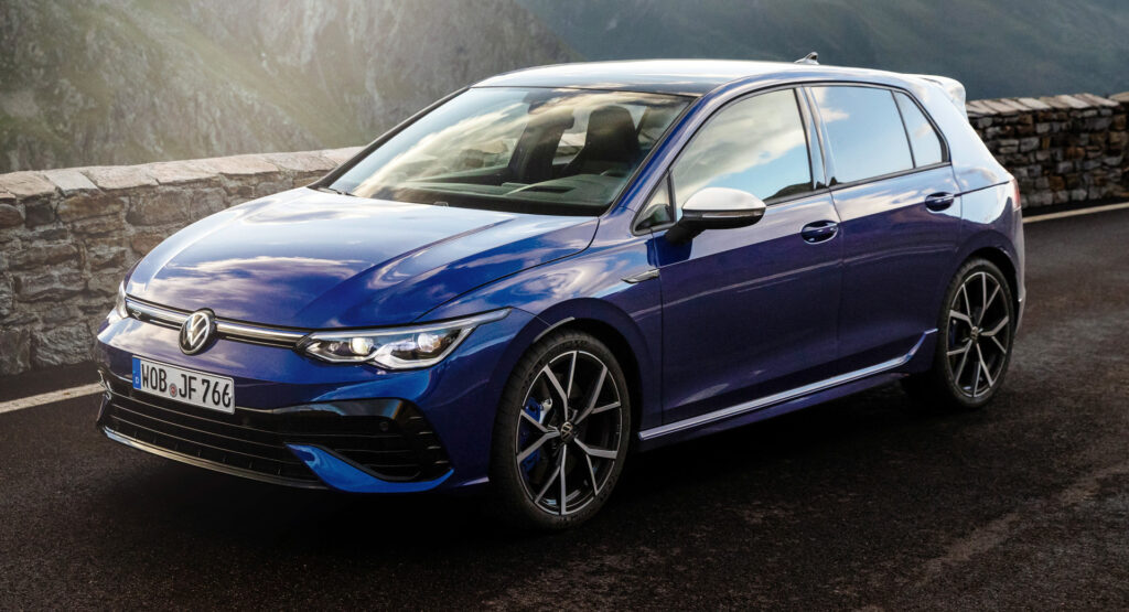 2022 VW Golf R Debuts With 315 HP Torque Vectoring AWD A