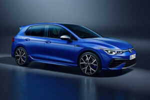 Powerful Manual Transmission Hatchbacks 2022 Golf R