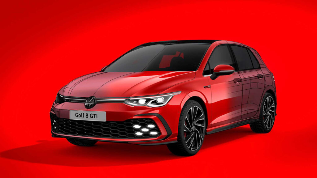 2022 Volkswagen Gti Tcr Color Options Exterior Changes
