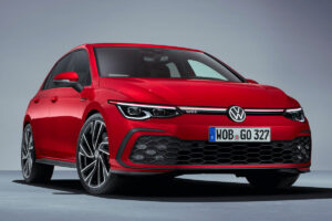2022 Volkswagen Golf GTI Preview NADAguides