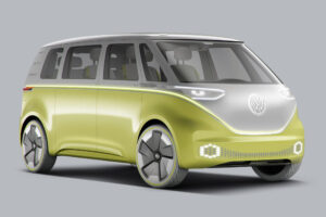 2022 Volkswagen Microbus The Electric Resurrection Of An