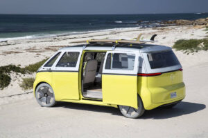 Volkswagen I D BUZZ Electric Van Lifers Campers