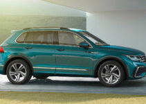 2022 Volkswagen Tiguan Debuts With Familial Facelift More