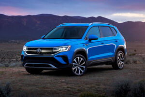 2022 Volkswagen Taos Review Trims Specs Price New
