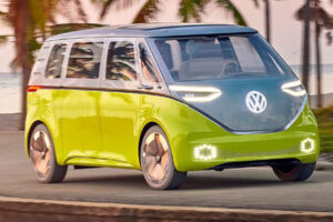 2022 Vw I d Buzz Cargo Electric Peak Cars Bus