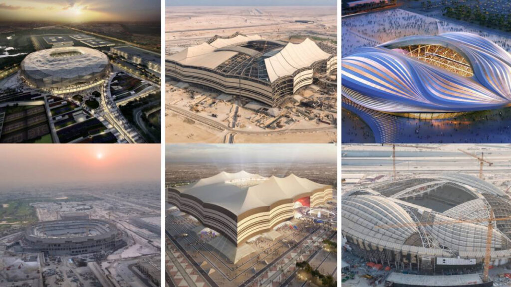 Qatar World Cup 2022 Construction Budget Revealed AS