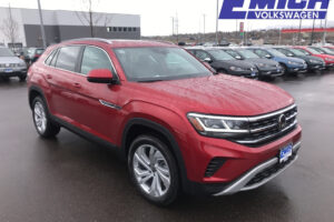 New 2021 Volkswagen Atlas Engine Oil Change Interior