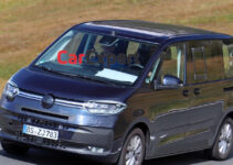 2022 Volkswagen T7 Multivan Spied Inside And Out CarExpert