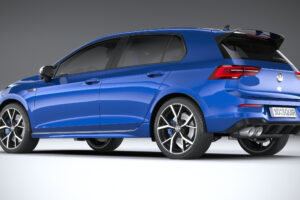 Volkswagen Golf R 2022