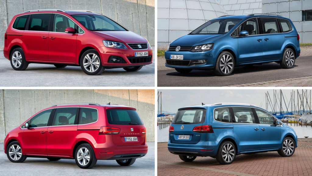 Review And Release Date 2022 VW Sharan New Cars Design