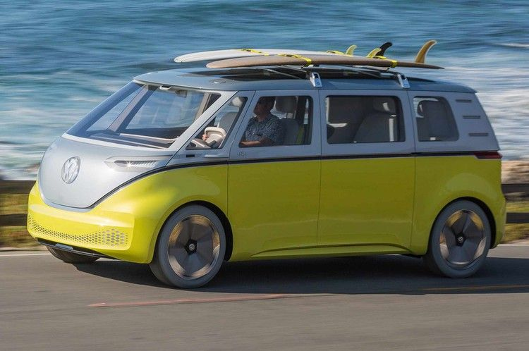 Volkswagen I D Buzz Officially Going Into Production By